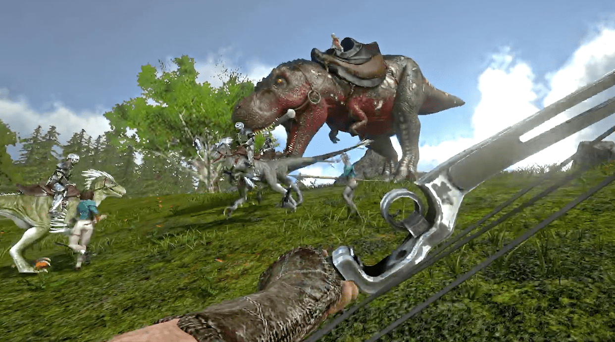 How to Play ARK Survival Evolved Android Game on PC 9