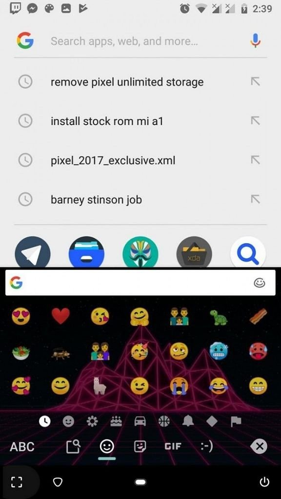 Install Android P Emojis and Fonts on Any Android Device