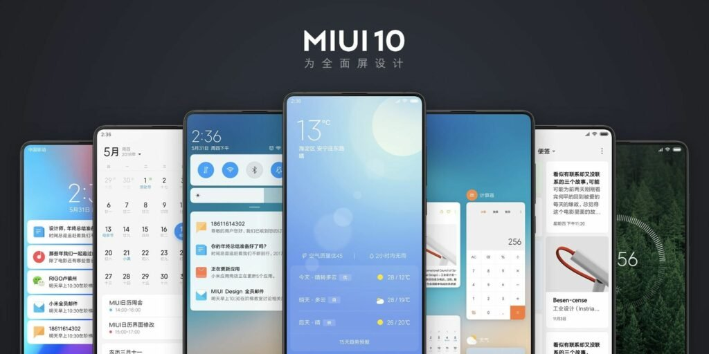 Download MIUI 10 Global Beta 8 7 12 for Xiaomi Phones