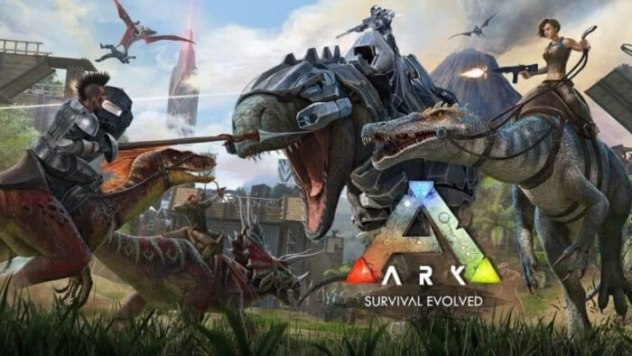 Install ARK Survival Evolved on PC, Windows, Mac