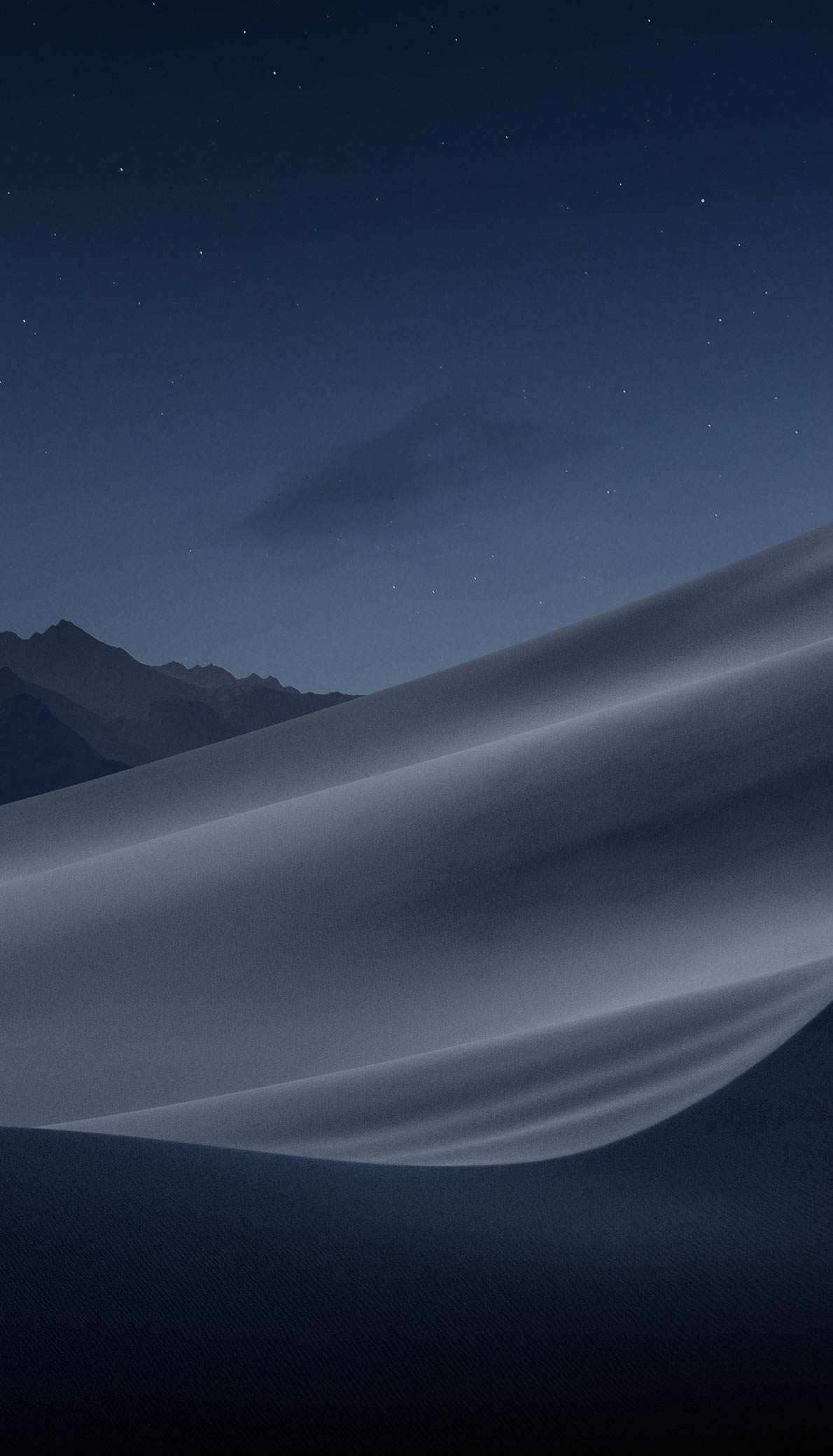 Download macOS Mojave Official Wallpaper 1