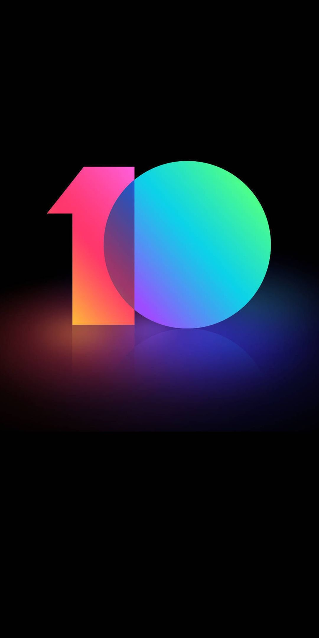 Download MIUI 10 Wallpapers | Stock Collection 12