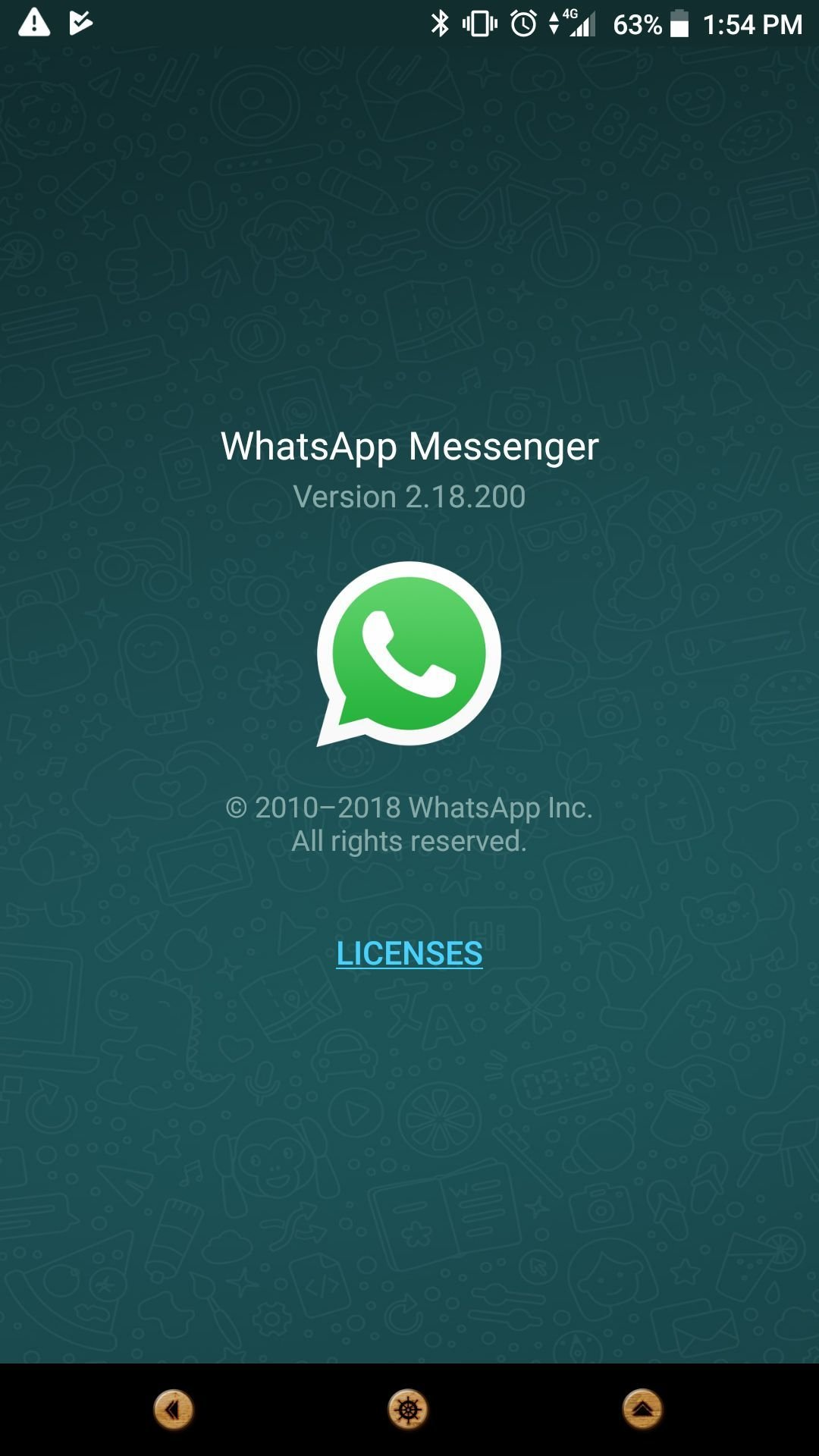 Download WhatsApp 2.18.200 APK for Android Devices 3