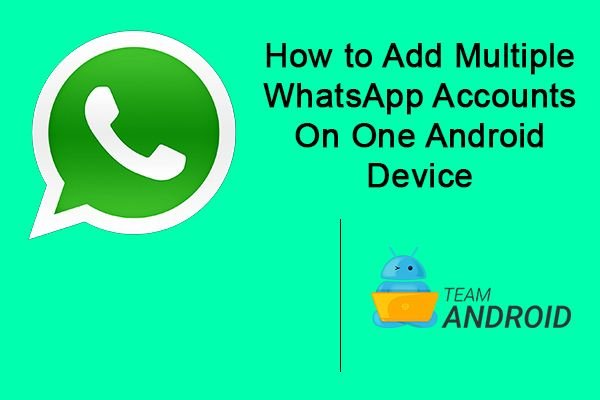 multi account whatsapp