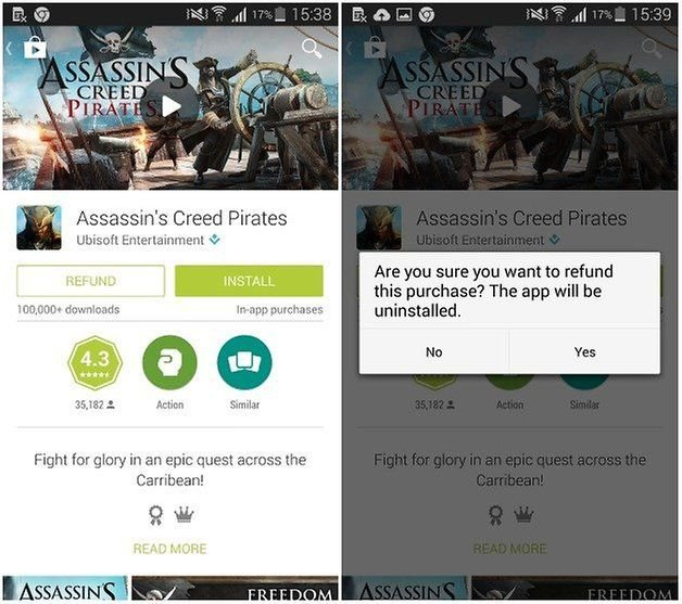 How to Get Refund from Google Play Store Purchases 11