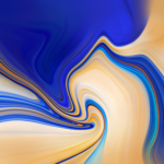 Download Samsung Galaxy Tab S4 Official Wallpapers 4