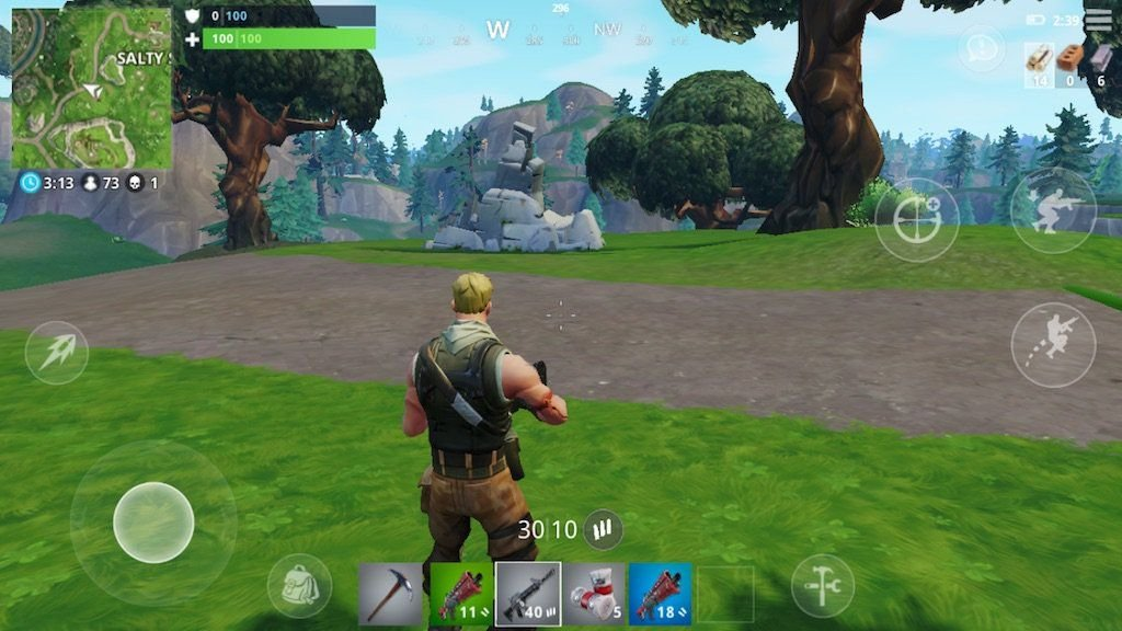 telecharger fortnite pc windows 10