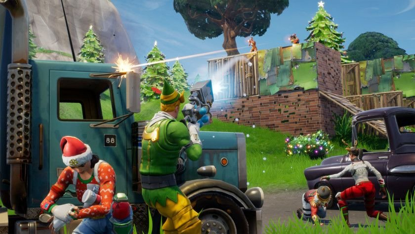Play Fortnite Android on PC - Download for Windows and Mac 12