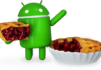 Android 9 Pie Logo