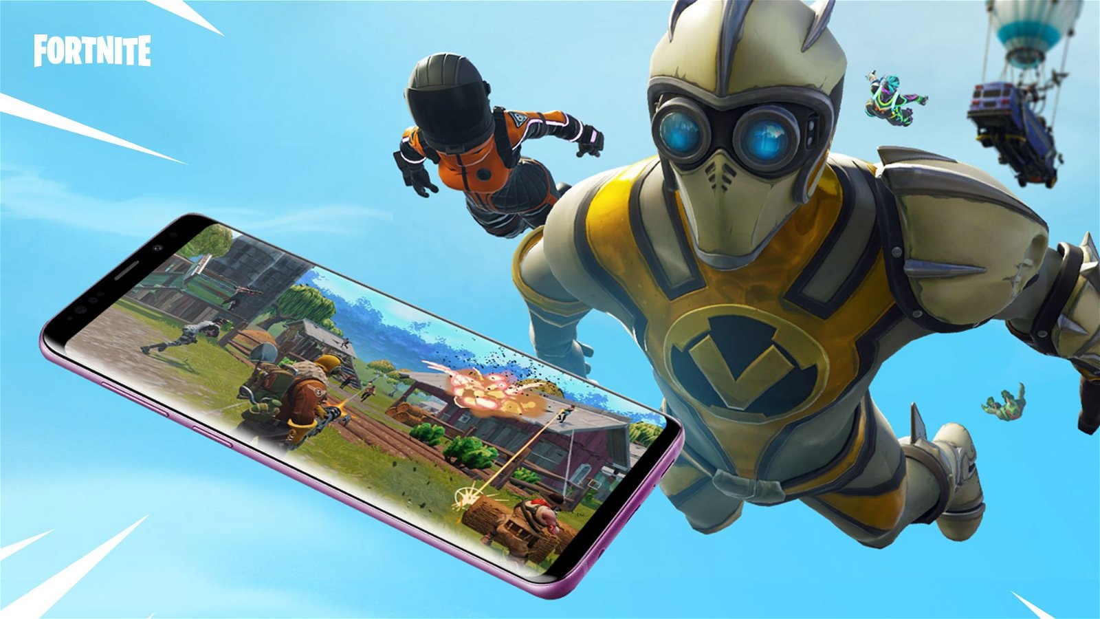 HOW TO: Install Fortnite Android Beta Right Now - Fortnite