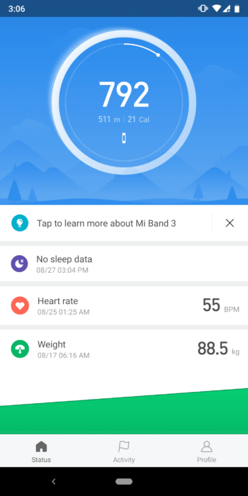 Mi Fit - Mi Band 3 Review