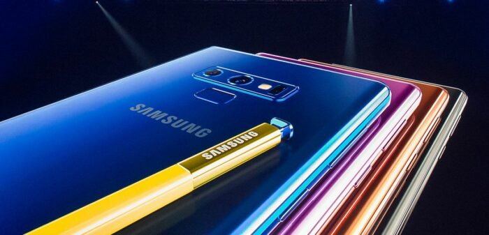 Samsung Galaxy Note 9: Technical Specifications 11