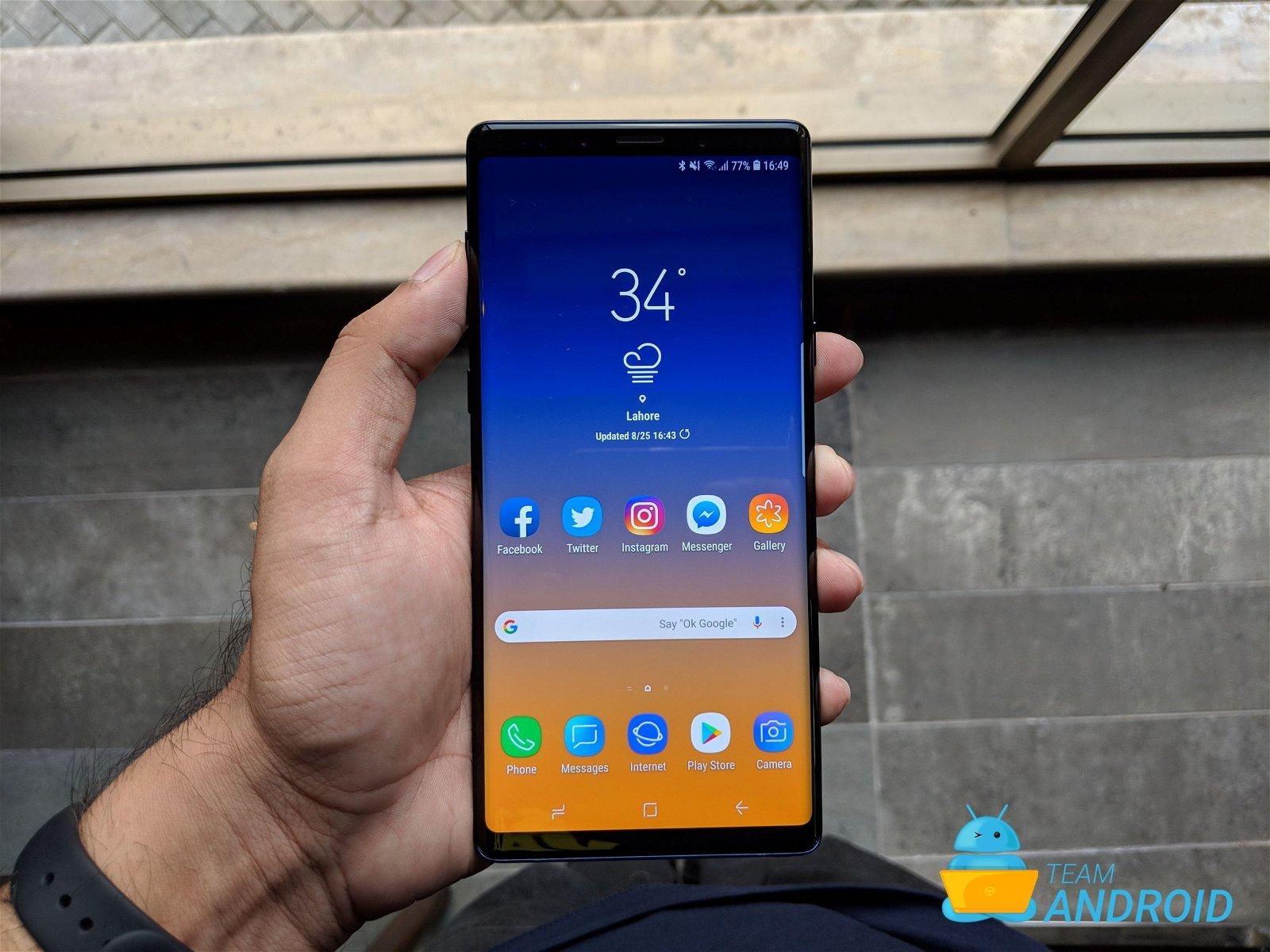 Top 7 Reasons to Buy Samsung Galaxy Note 9 6