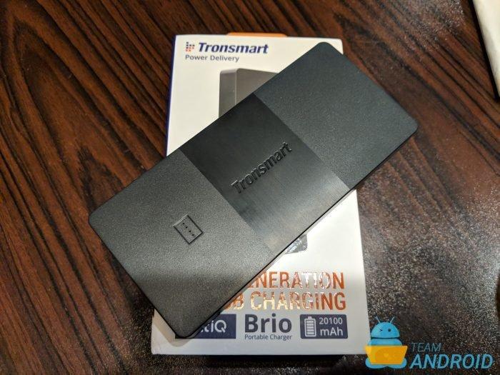 Tronsmart Brio Review - 20,100mAh Power Bank