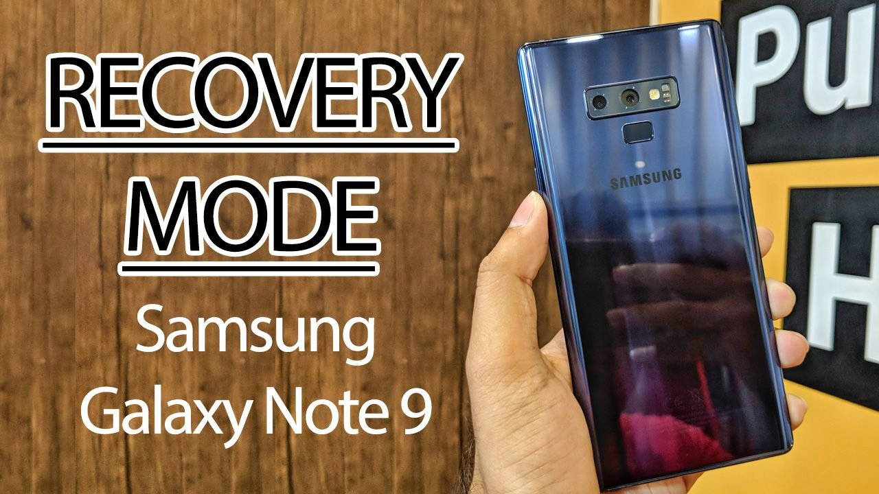 HOW TO: Root Galaxy Note 9 on Android Pie Firmware [Tutorial]