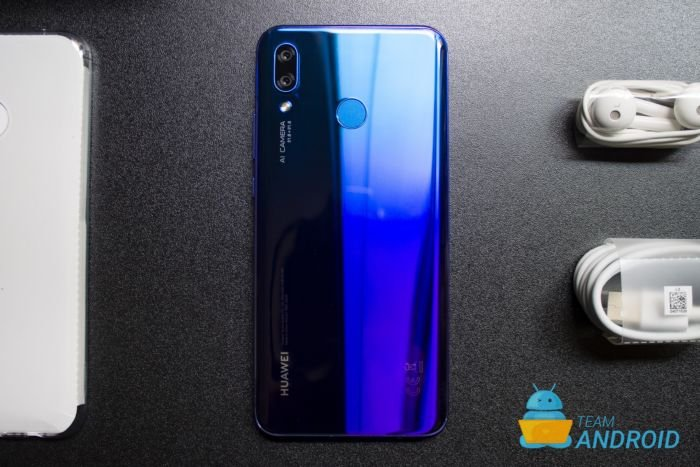 Take Screenshots on Huawei Nova 3 / 3i