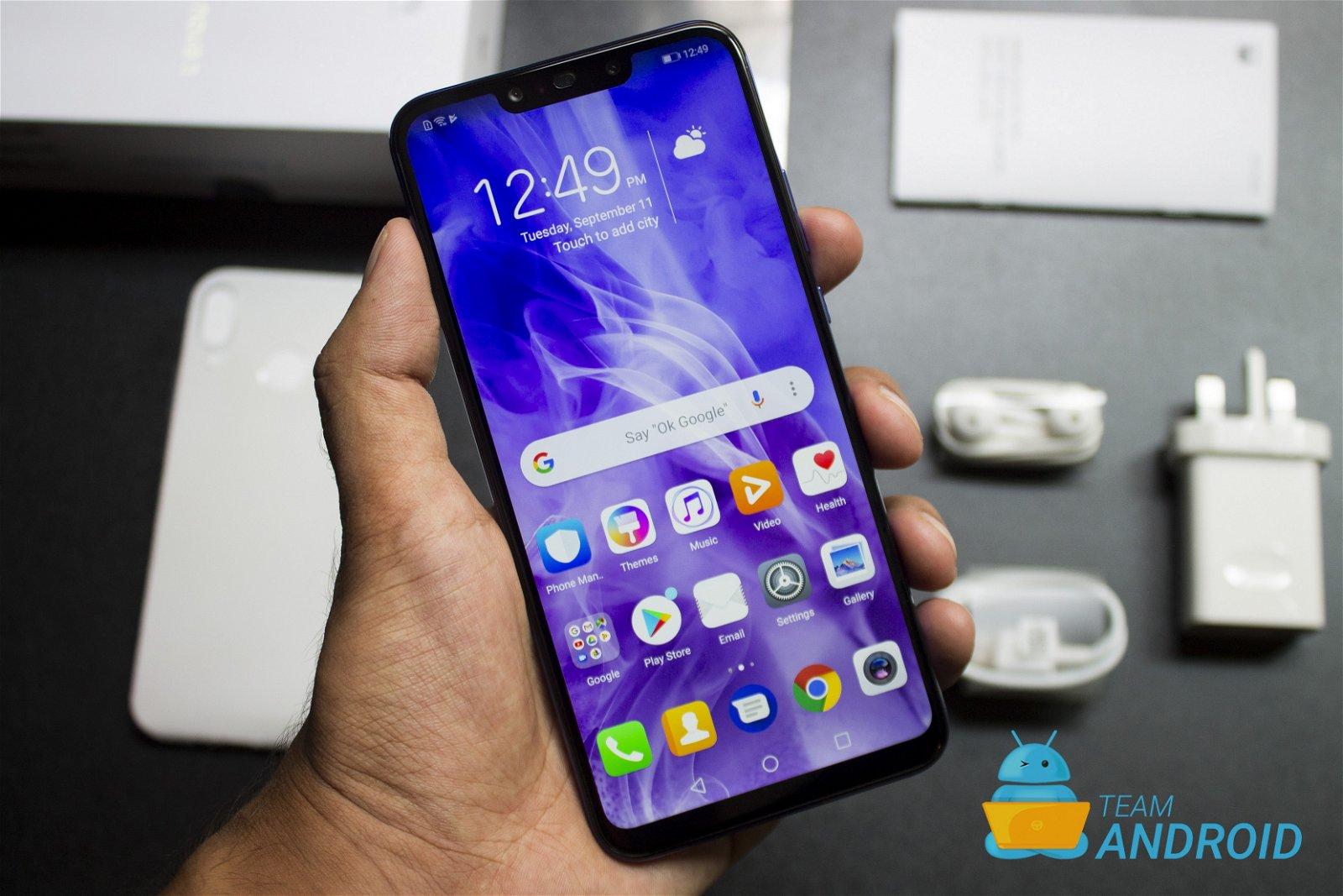 Iris Pur Huawei Nova 3I Unboxing – Icalliance