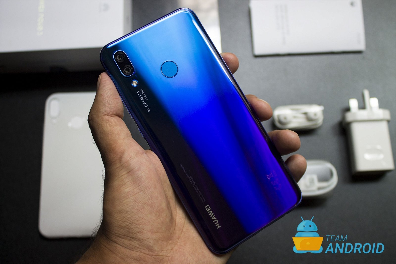 Huawei Nova 3: Unboxing and First Impressions 18