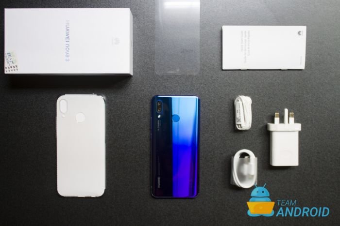 Huawei Nova 3: Unboxing and First Impressions 11