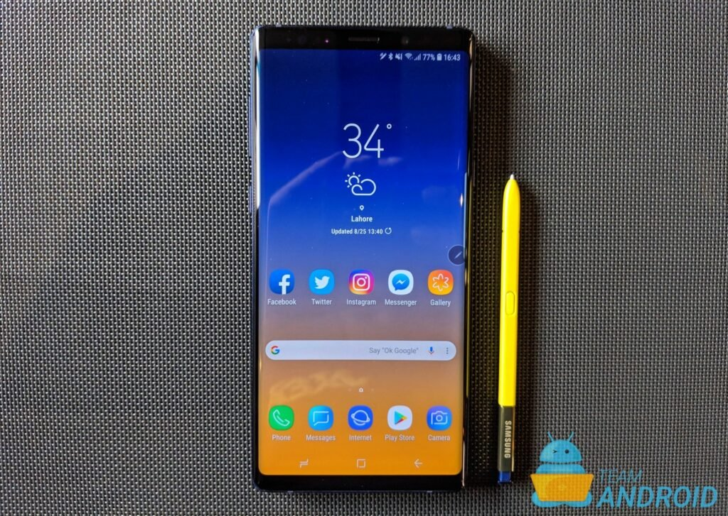 Update Galaxy Note 9 to September 2018 Oreo Firmware [Tutorial]