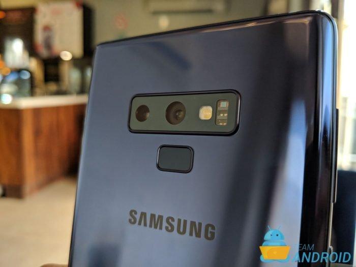 Samsung Galaxy Note 9 Review: Cameras