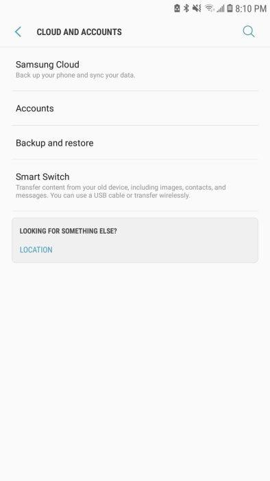 Add Samsung Cloud Shortcut in App Drawer on Samsung Galaxy Phones 12