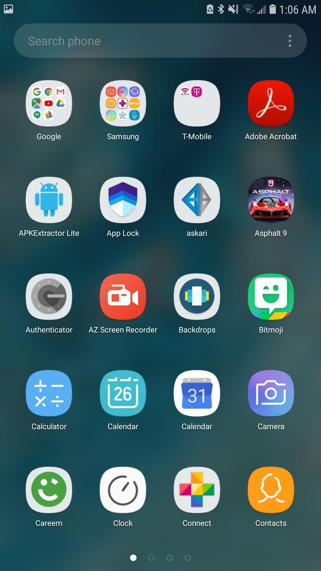 Samsung Launcher Apk