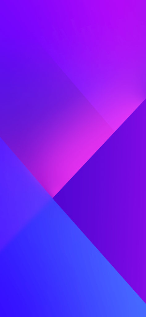 Download Vivo X23 Wallpapers - Beautiful Gradient Style Wallpapers 1