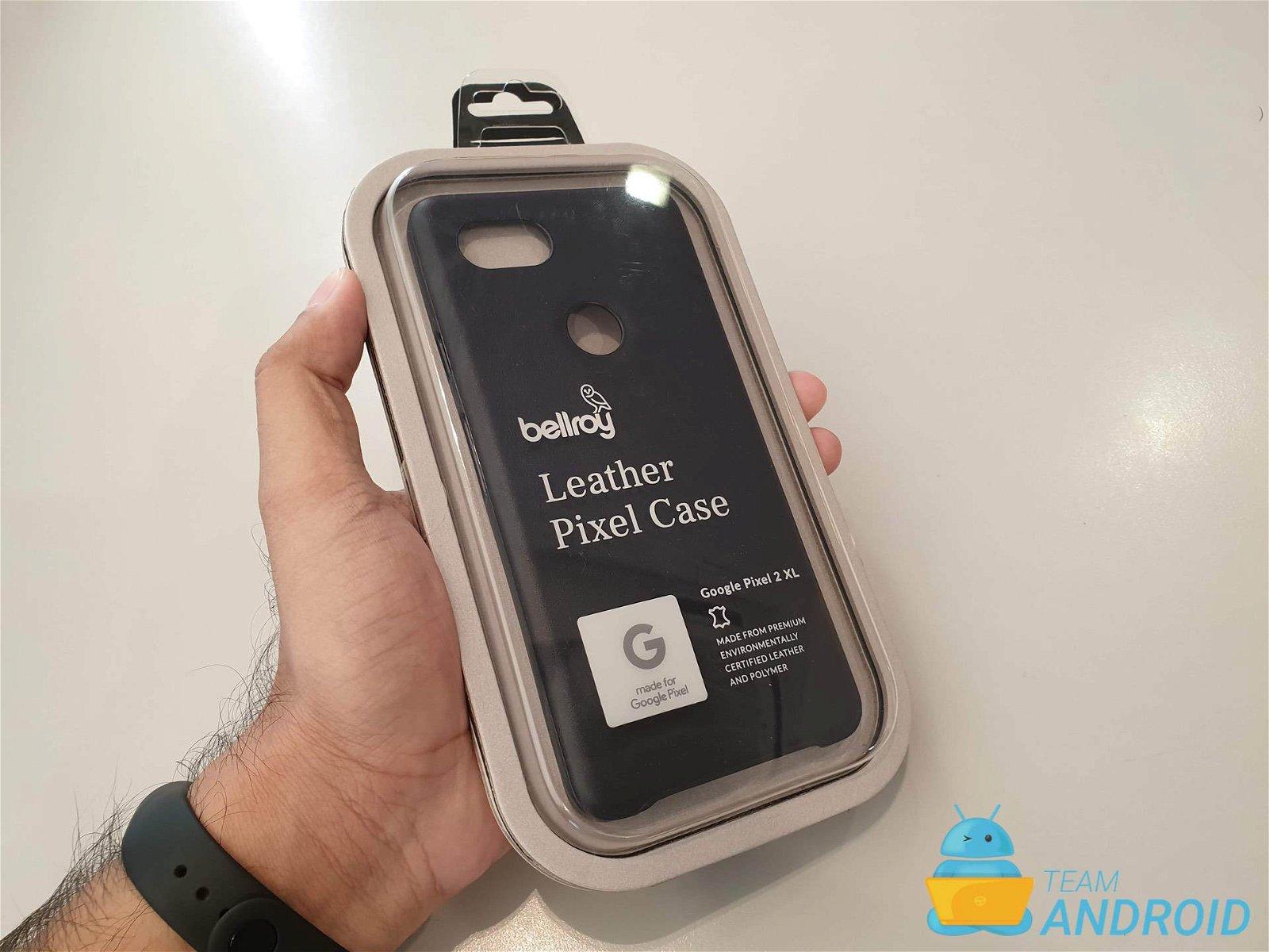 Bellroy Leather Case - Google Pixel 2 XL
