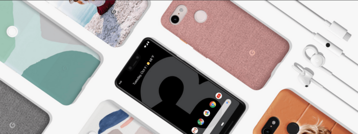 Google Pixel 3 Accessories