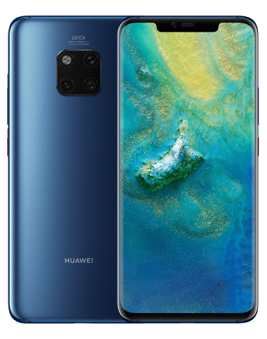 Huawei Mate 20 and Mate 20 Pro: Technical Specifications 11