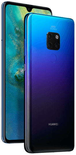Huawei Mate 20 Technical Specifications