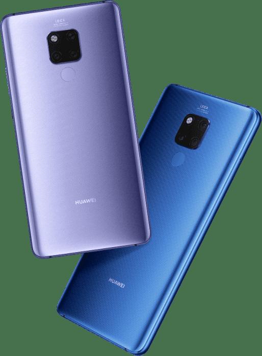Huawei Mate 20, Remove / Hide Notch