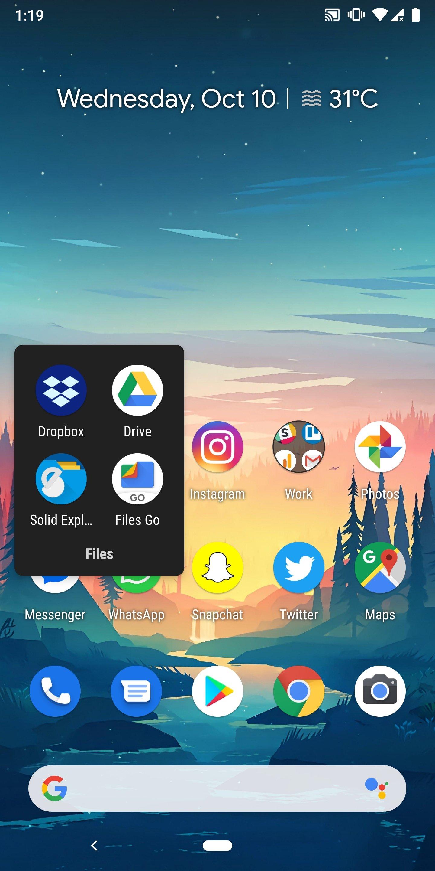 Pixel 3 Launcher APK