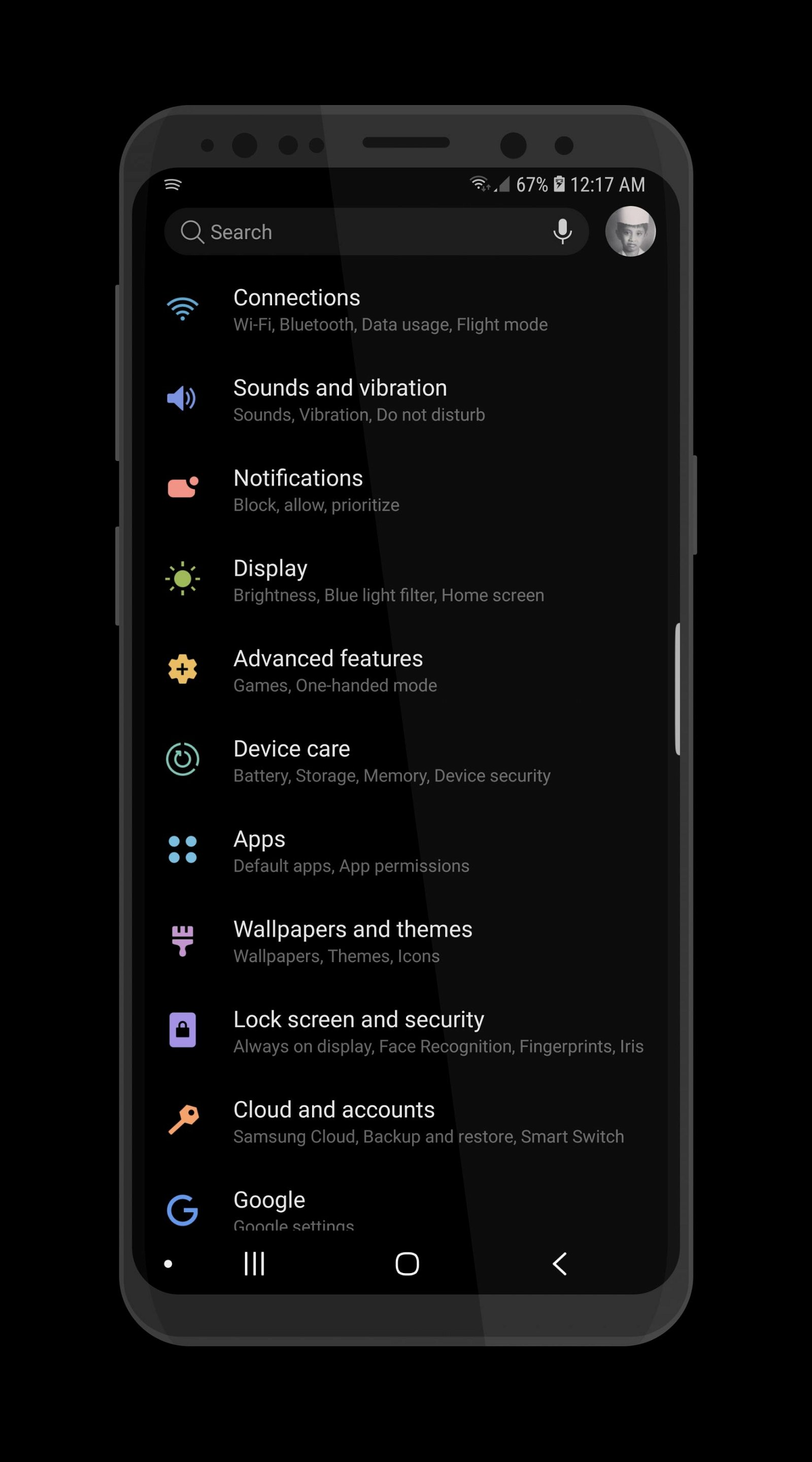 Install Samsung Experience 10 Theme on Galaxy S8 / S9 / Note 9