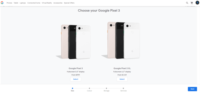 Where to Buy Google Pixel 3 and Pixel 3 XL in Canada 7