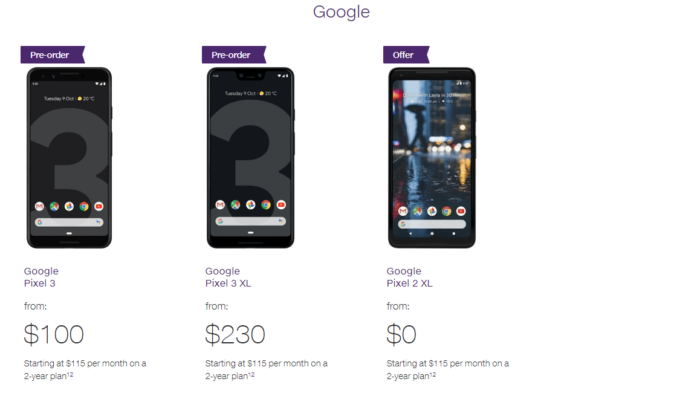 Where to Buy Google Pixel 3 and Pixel 3 XL in Canada 13