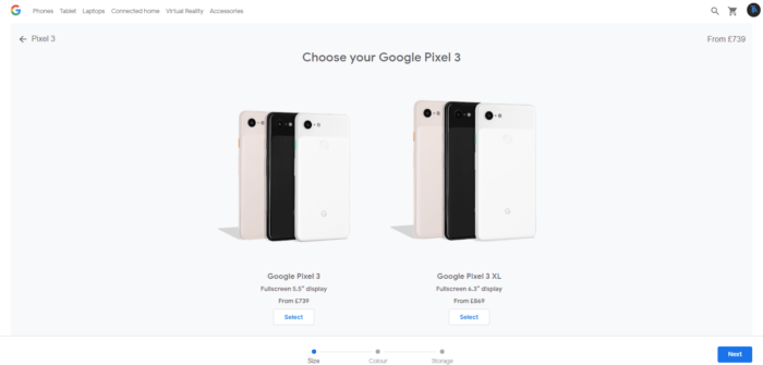 Where to Buy Google Pixel 3 and Pixel 3 XL in UK 11
