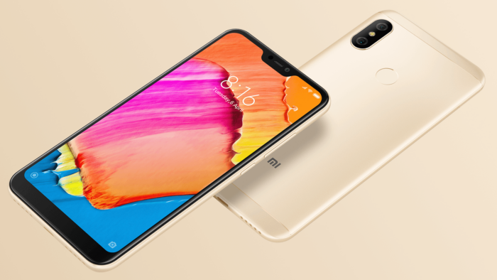 Redmi Note 6 Pro, Android Pie Update