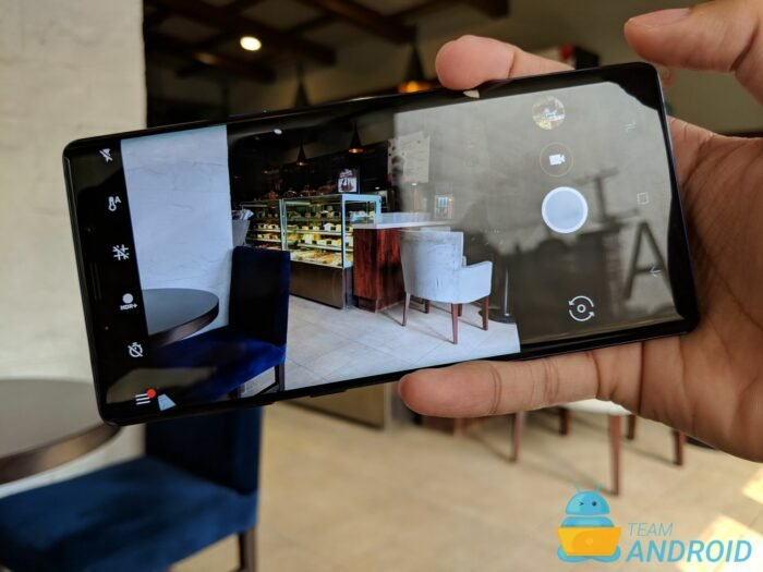 Install Google Camera on Samsung Galaxy S9, Note 9