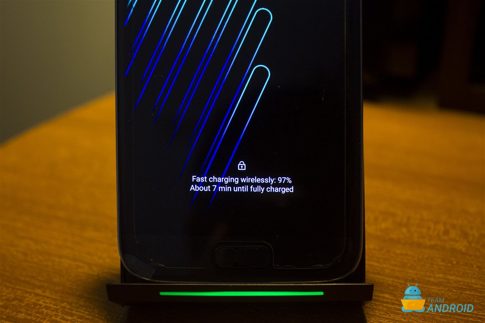 Fix Wireless Charging Paused Error