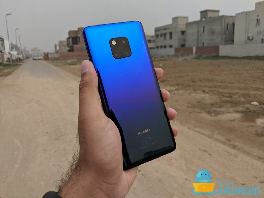 Enter Huawei Mate 20 / Mate 20 Pro Recovery Mode [How To]