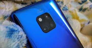Huawei Mate 20 Pro Triple Camera
