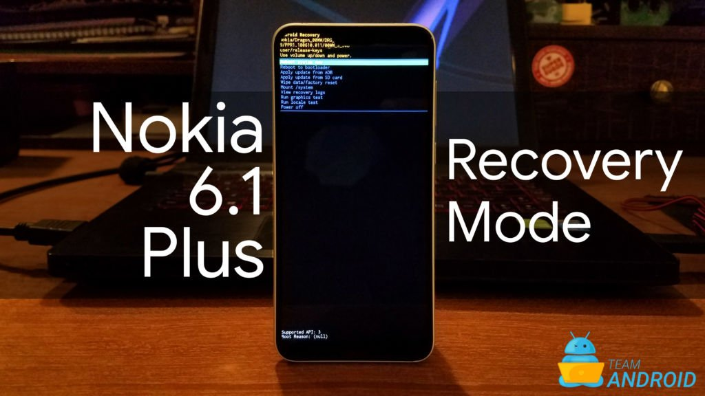 How to Enter Recovery Mode on Nokia 6 1 Plus [Tutorial]