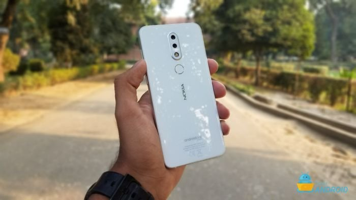 Nokia 6.1 Plus Take Screenshots