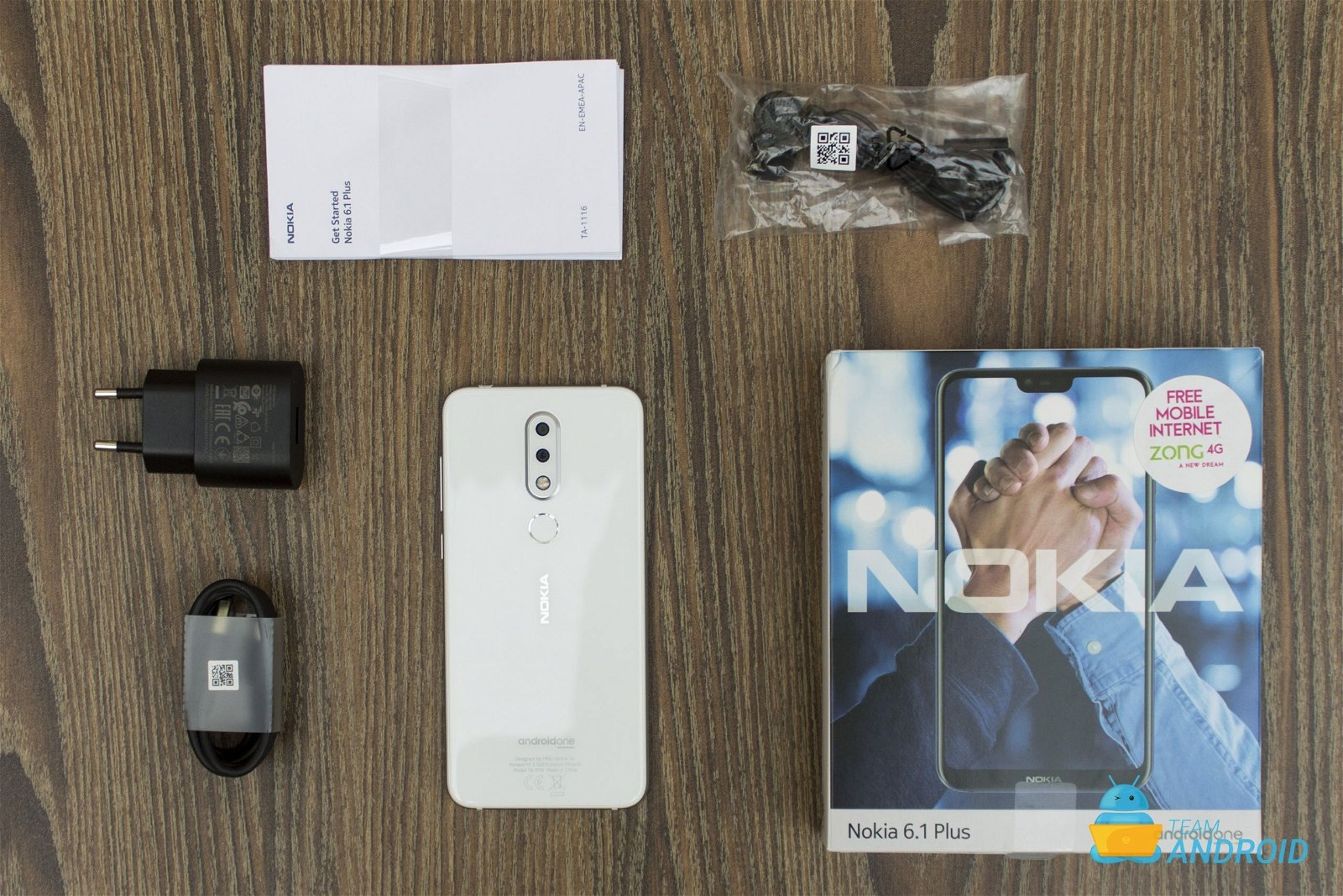 Nokia 6.1 Plus: Unboxing and First Impressions 11