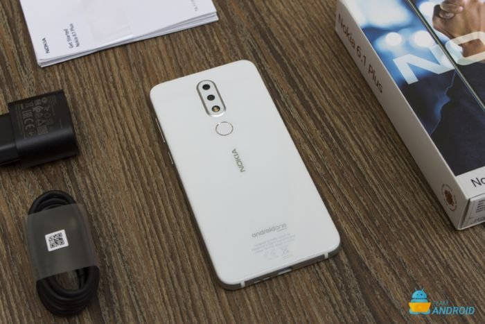 Nokia 6.1 Plus: Unboxing and First Impressions 1