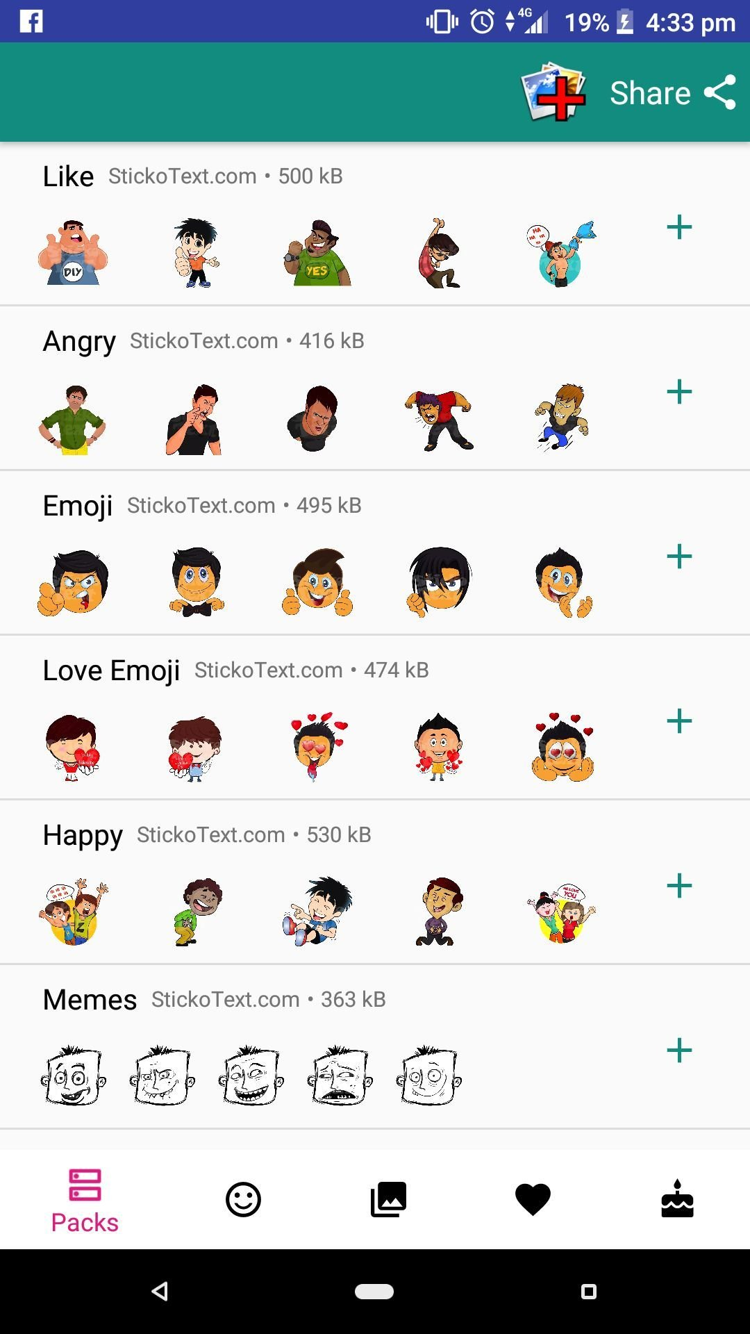 How to Add Text Captions on WhatsApp Stickers 5