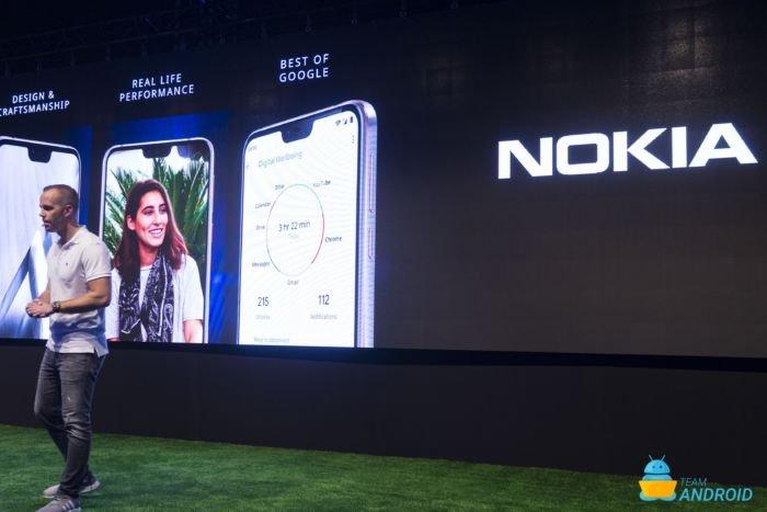 Nokia 8.1 Launched in Dubai with HDR10 Display, ZEISS Optics 9