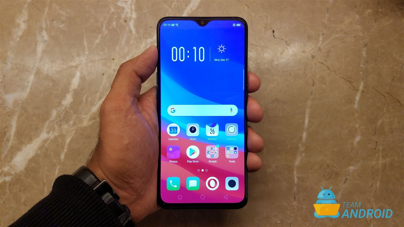 Enable Gesture Navigation on Oppo R17 Pro 4
